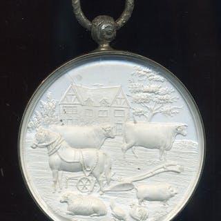 Derbyshire Agricultural Society, Established 1860