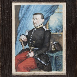 French Military Officer