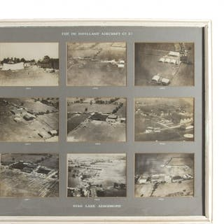 The De Havilland Aircraft Company Ltd, Annual Photographic Record