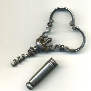 Eighteenth Century Pocket Corkscrew