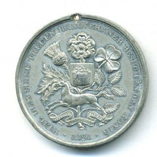 George IV, Visit to Hanover