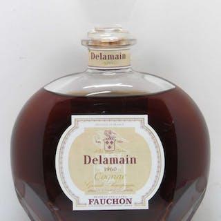 Cognac Grande Champagne Delamain Reserve des caves Fauchon 1960