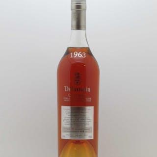 Cognac Grande Champagne Delamain 1963