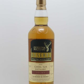 Whisky Caol Ila Reserve Aged 12 Years Gordon & Macphail