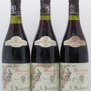 Mercurey Albert Bichot 1989