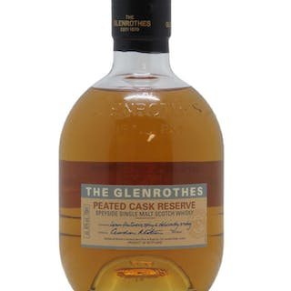 Whisky Peated Cask Reserve Glenrothes (70cl)