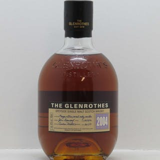 Whisky Glenrothes (70cl) 2004