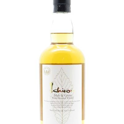 Whisky Malt & Grain Ichiro's Malt (70cl)