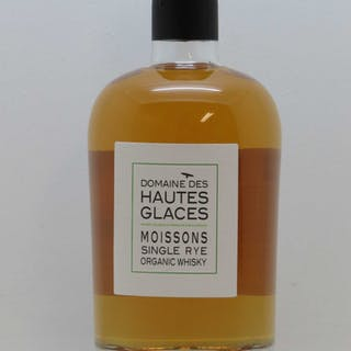 Whisky Hautes Glaces Moissons Single Rye (70cl)