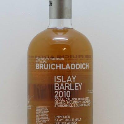 Whisky Bruichladdich Islay Barley (70cl) 2010