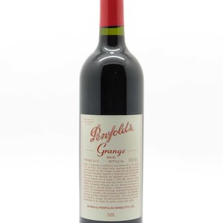 South Australia Grange Penfolds Wines 2010