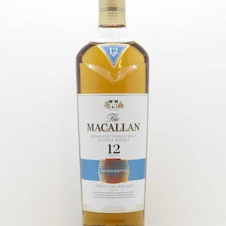 Whisky Triple Cask 12 years Old The Macallan (70cl)