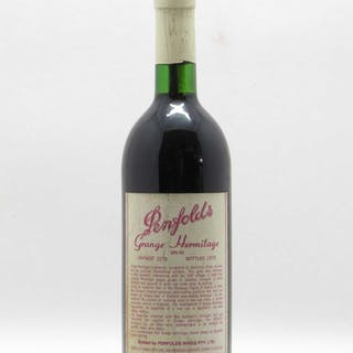 South Australia Grange Bin 95 Penfolds Wines 1978
