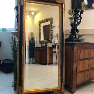 Wandspiegel Spiegel Barock Stil golden X2224