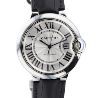 Cartier Ballon Bleu Automatic W69017Z4 Unisex Watch