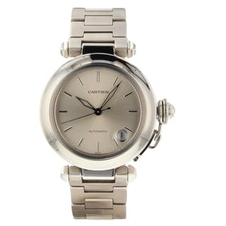 Cartier Pasha Automatic Self Wind 1031 Womens Watch