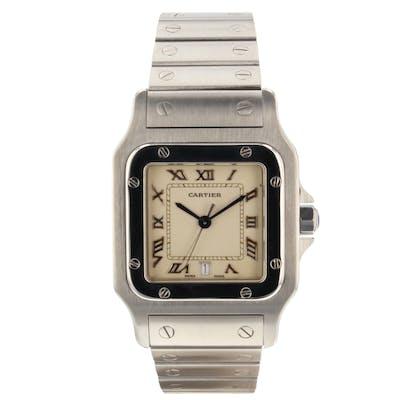 Cartier Santos Quartz lady Ladies Watch