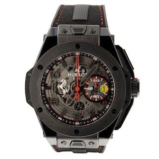 Hublot Big Bang Unico Ferrari 45mm Automatic Watch 401.CX.0123.VR