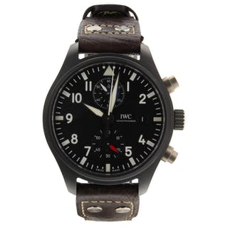 IWC Pilot IW389001 Very Good Condition Mens Watch