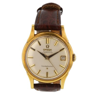 Omega Constellation Good Condition Mens Watch