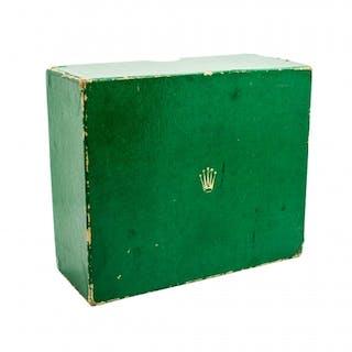Very rare Vintage Rolex BOX 12.5 X 10 X 5cm Ref 11.00.2
