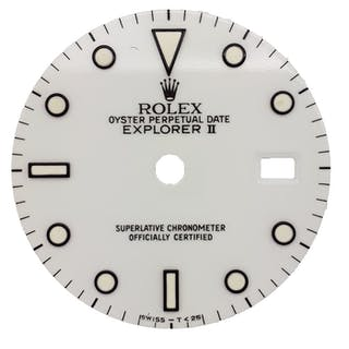 """Rolex Parts & Accessories Extremely rare and beautiful """"POLAR"""" dial"""