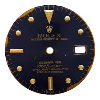 "Rolex Parts & Accessories Submariner Date Rare ""Nipple"" Tropical Dial"