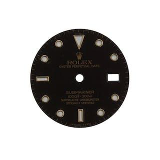 Rolex Parts & Accessories quick set 1000ft=300m Dial 16803 Stainless
