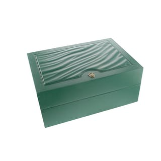 Rolex Parts & Accessories CASE REF 39139.04 NEW STYLE Green Wave BOX