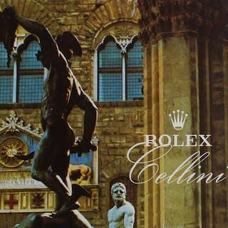 Rolex Parts & Accessories Vintage Cellini Manual REF. 599.25 I Brochure