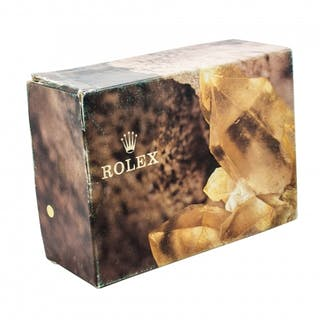 Very rare Rolex BOX 15 x 11 x 5.5 cm Ref 70.00.06