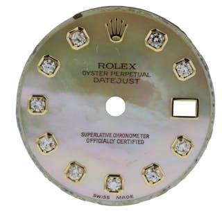 Rolex Parts & Accessories Dial 79173 , 69173 MOP Dial Ladies