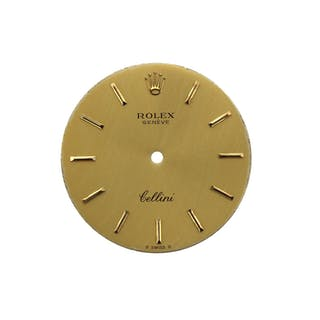 Rolex Parts & Accessories Cellini Dial Cellini Stainless Steel and Gold