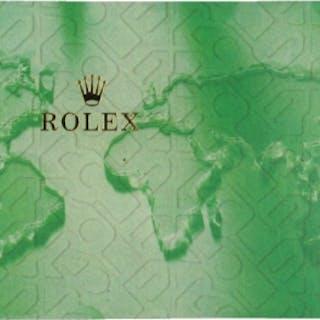 Rolex Parts & Accessories Brochure Rolex Calendar 2008-2009