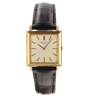 Patek Philippe Gondolo 18K Rose Gold Manual 26 mm Watch 3490 Extract Archives