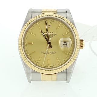 ed97d0985df Rolex Mens Datejust 36mm Sapphire Crystal Quick Set Mint condition