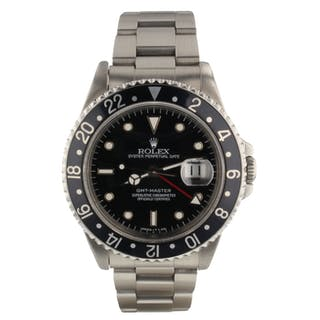Rolex GMT Master Mint condition 16700 Very Good Condition Mens Watch