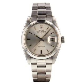 Rolex Mens Air King Date 5700 Very Good Condition Mens Watch