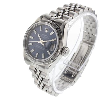 Rolex Oyster Perpetual Ladies Date Very Good Condition 69190 Ladies Watch