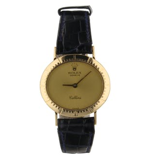 Rolex Cellini Orchid 4081 Very Good Condition Womens Watch