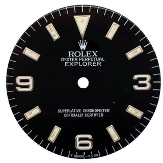 Rolex Dials Explorer Mens watch 14270