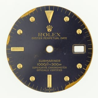 Rolex Dials OP Submariner Mens watch 16803