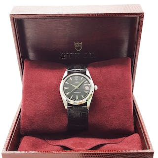 Rolex Tudor Oysterdate Red Date 7992/0 Very Good Condition Mens Watch