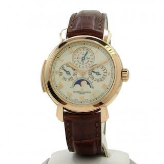 Vacheron Constantin Complicated Manual Chronograph Mens watch 30040.000R9090