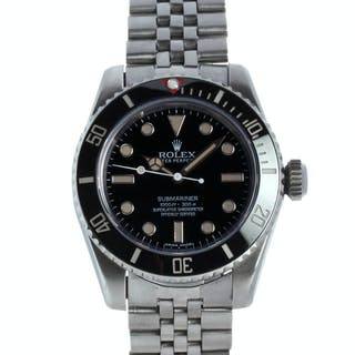 Rolex Submariner Modified-114060