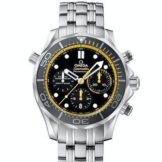Omega Seamaster Diver 300m Co-Axial Chronograph 44mm 212.30.44.50.01.002