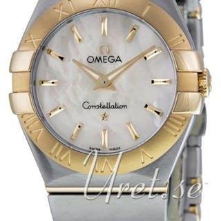 Omega Constellation Quartz 27mm 123.20.27.60.05.002