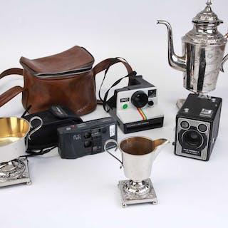 PARTI kameror