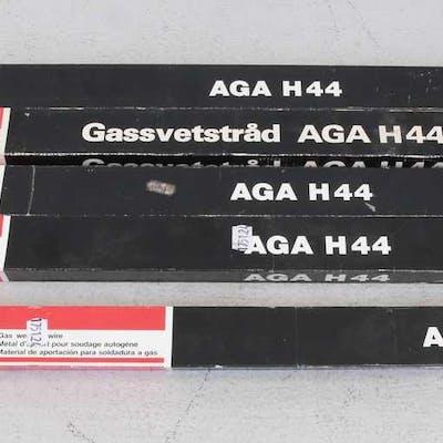 GASSVETSTRÅD AGA H44.