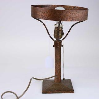 LAMPFOT koppar
